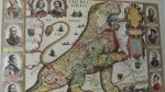 Duncker, Dieter R. en Weiss, Helmut - Het Hertogdom Brabant in kaart en prent, zijn vier kwartieren Leuven, Brussel, Antwerpen en 'S-Hertogenbosch