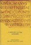 Diringer, David - A history of the alphabet