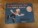 Veeninga, Johan (naverteld door) - De wonderlijke reis van Pukkie Planta deel 2 Maan in zicht