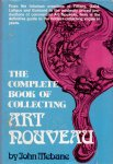 Mebane, John (ds1262) - The complete book of collecting Art Nouveau