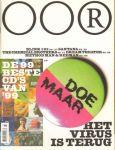 Diverse auteurs - Muziekkrant Oor, 1999, nr. 24,  met o.a  BLINK 182, SANTANA, DOE MAAR, DREAM THEATER, CHEMICAL BROTHERS