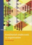 Bleijenbergh, Inge - Kwalitatief onderzoek in organisaties