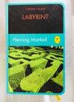Mankell, Henning. - Labyrint.  Literaire thriller.
