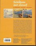 diverse auteurs - Schilderen met olieverf - grondbeginselen/technieken/onderwerpen