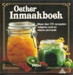 - Oetker Inmaakboek - Meer dan 170 recepten volgens oud en nieuw procédé