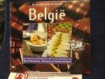 Blankenspoor, Reijer, Onno H. Kleyn, Kathleen Geenen,  e.a. - België; De streekkeukens van Europa : West-Vlaanderen, Ardennen en Vlaams-Brabant