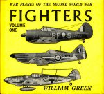 Green, William - War planes of the second world war volume one. Fighters