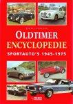 Rive Box, Rob de la - Geïllustreerde oldtimer encyclopedie. Sportauto's 1945-1975. Informatieve tekst met meer dan 750 kleurenfoto's