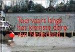 Erents,Nico J/ Louis van Kelckhoven, e.a. - Veendam - Toervaart langs het kleinste dorp van Nederland
