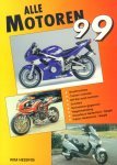 Hessing, Wim - Alle Motoren 1999, 248 pag. paperback, gave staat