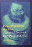 - Admiraal Zilvervloot / biografie van Piet Hein