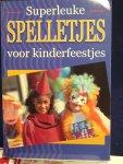 Hoffmann, A. - Superleuke spelletjes voor kinderfeestjes