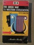 Hamilton, edith - The Greek way to western civilization