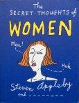 Appleby, Steven - The secret thoughts of women