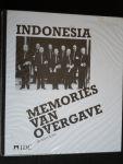 - Indonesia, Memories van Overgave