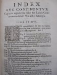 Petrus Gudelinus - Commentariorvm de ivre novissimo libri sex