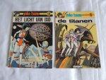 Leloup, Roger - Yoko Tsuno - 8 - de titanen --- 10 - het licht van Ixo