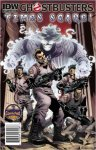 - Ghostbusters Times Scare Comicfest 2012 Comic Book Digest - IDW Comic – 2012