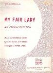 Loewe, Frederick - My Fair Lady