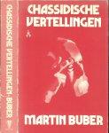 Buber, Martin .. Geautoriseerde vertaling Ds.L.S. Blom - Chassidische vertellingen.