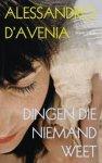 D'Avenia, Alessandro - Dingen die niemand weet