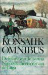 Konsalik, Heinz G. - KONSALIK OMNIBUS - 1. DE LIJFARTS VAN DE TSARINA. 2. NINOTSJKA, HEERSERES VAN DE TAÏGA