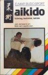 Janssens, Jan en Laarhoven, Bob van - Aikido; training, techniek, taktiek