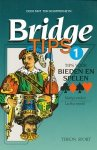 Sint, Cees / Schipperheyn, Ton - Bridge tips 1. Tips voor bieden en spelen. Nuttige wenken, luchtig verpakt.