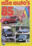 Dubbelman, Huub - Alle  auto`s  `85 /1985.[  335 modellen]