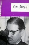 Boshouwers, Richard - Sven Stolpe - Serie ontmoetingen deel 23