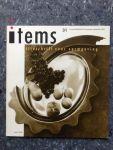 Redactie - Items Tijdschrift voor Vormgeving nr  31