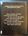 Kren, A. - Amerikanische Zeichnungen der Siebziger Jahre.     Tentoonstellingscatalogus Humlebaek Basel, München en Ludwigshafen