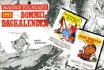 Toonder, Marten - Marten Toonder's Bommel-dagkalender 1993
