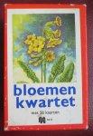 - Bloemenkwartet (Quartet Flowers) [Bloemen kwartet]