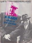 Hazeu, Wim - A. Marja, dichter en practical joker (1917-1964)