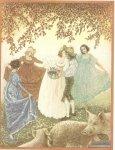 Andersen, Hans Christian & Lidia Postma (kleurenillustraties) - Sprookjes en Vertellingen - Volledige uitgave