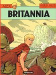 Martin, Jacques - Alex  33, Britannia, softcover, gave staat (nieuwstaat)