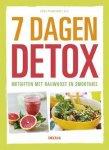 Erica Palmcrantz Aziz - 7 dagen detox ontgiften met rauwkost en smoothies