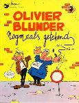 Greg - Olivier Blunder 03, Nogmaals getekend: Olivier Blunder, softcover, goede staat