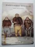 Bjarne Tokerud - Bookseller - Catalogue 53 (Summer 2005) : Artic, Western Canadiana & Eastern Canada. Totaal worden 271 boeken over Poolreizen & Walvisvaart aangeboden)