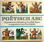 Aulnis, Fleur d' - Jaques, Faith - Poetische ABC (Uit grootmoeders tijd getekend door Faith Jaques en opgeschreven door Fleur d'Aulnis)