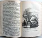 Dickens, Charles - The Life & Adventures of Martin Chuzzlewit (With Forty Illustrations by 'Phiz') (The Works of Charles Dickens Volume XIII) (ENGELSTALIG)