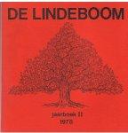 redactie J.N.T. van Albada, J.A.J, Becx - De Lindeboom - jaarboek II - 1978