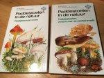 Mossberg, B & S Nilsson - Paddestoelen in de Natuur 2 delen - Paddestoelen, zwammen en schimmels & Plaatjeszwammen