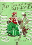 Neale, Henri - Het muzikale Alphabet voor elektronisch orgel/ band 1