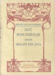 Melati van Java - Het Boschmeisje (Roman)