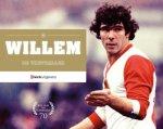 JONKHOFF, Joke (eindredactie) - WILLEM DE VOETBALLER (Willem van Hanegem 70)