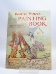 Beatrix Potter - Beatrix Potter's Painting Book 1   Outline Pictures from the Peter Rabbit Books