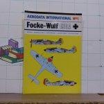 Cooksley, Peter G. - aerodata international - 1 - Focke Wulf 190A