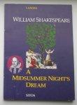 SHAKESPEARE, WILLIAM, - A midsummer nigths dream.